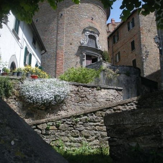 Building in Cortona