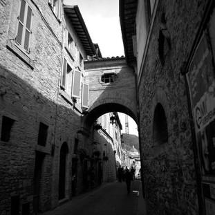 A visit to Gubbio