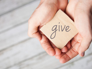 The Remarkable Truth About Giving