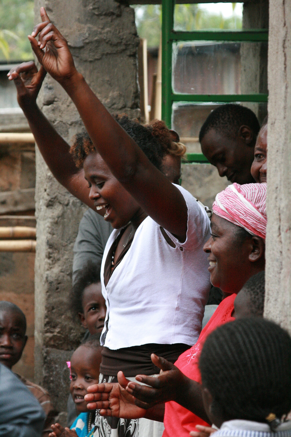 Faith Mungai: Silent Survivor and TIMBo leader for children and girl survivors or sexual exploitation