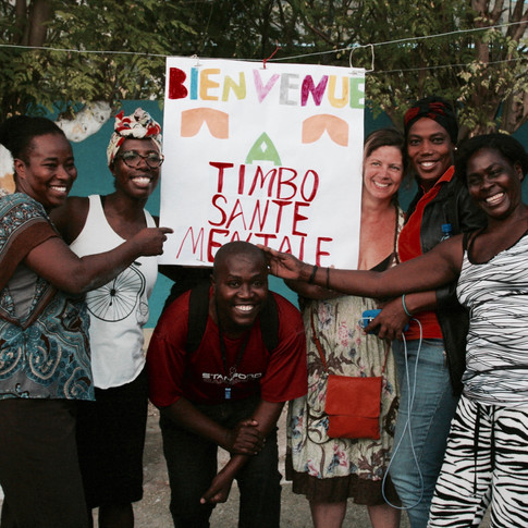 TIMBo in Port-au-Prince