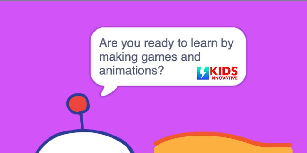 Scratch Animation Camp