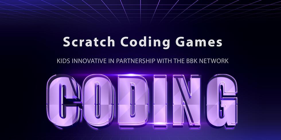 Scratch Coding Extravaganza!