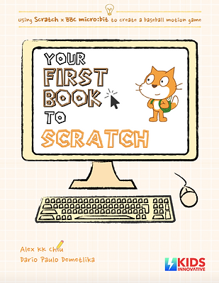 Scratch E-book - $9 when you take our class!
