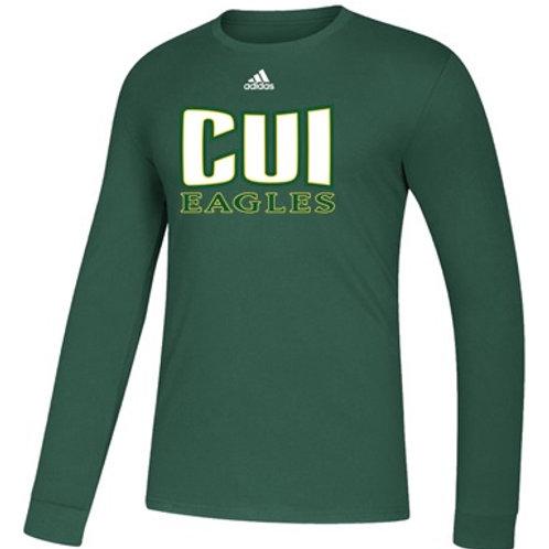 CUI Eagles L/S Pregame Shirt