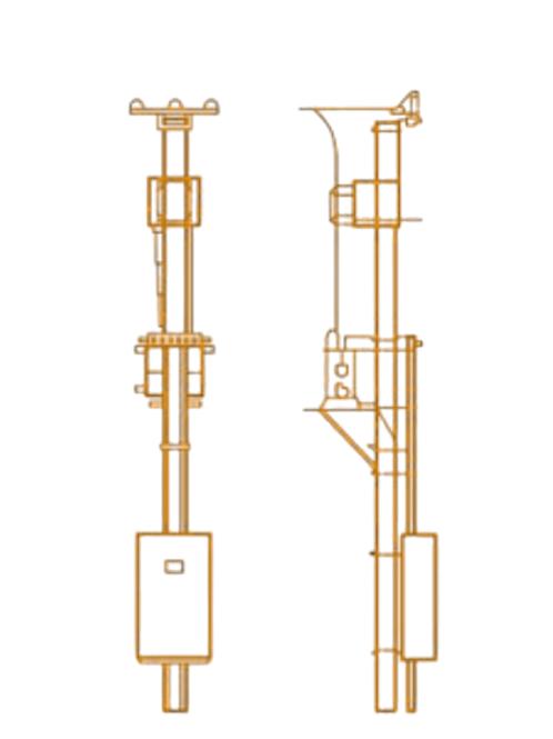 Столбовые трансформаторные подстанции КТПС