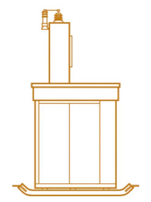 Передвижные трансформаторные подстанции ПКТП
