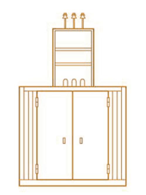 Однотрансформаторные подстанции утепленные КТПН-У