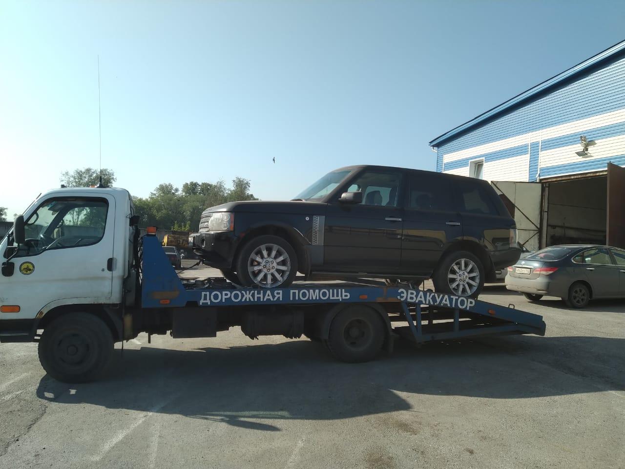 Эвакуатор Кемерово Автоспас - 42