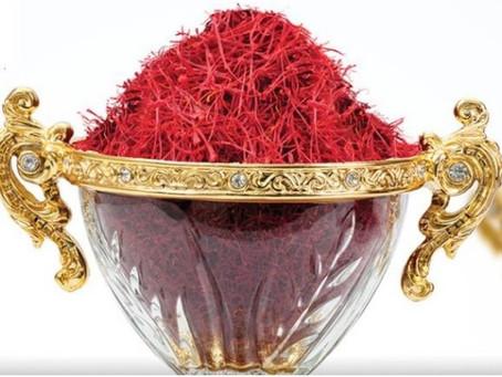 Red Gold Super Negin Saffron 100% Original