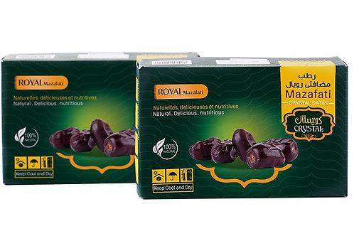 Mazafati Dates Buy 1 get 1 Free 600 Grams Pack