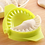 Thumbnail: Multifunction Plastic Mould Dumplings Cutter Dumpling Maker Form Wrapper