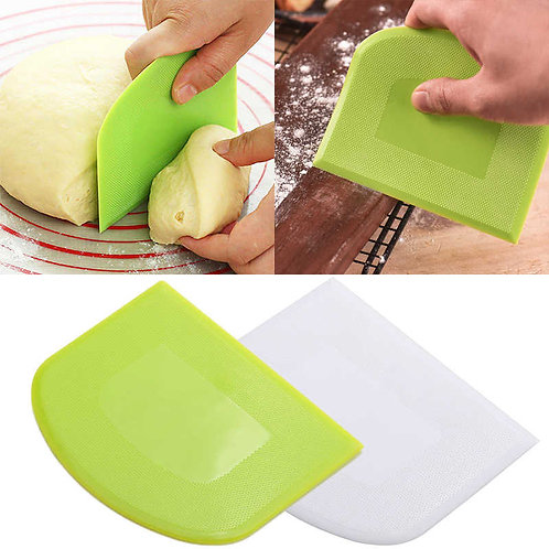 Kitchen Cake Cream Spatula, Dough Knife, Butter Cutter, Dough Scraper 1pc