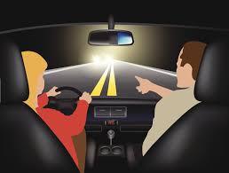 Vedi male di Notte alla guida?  Problema Risolto!!