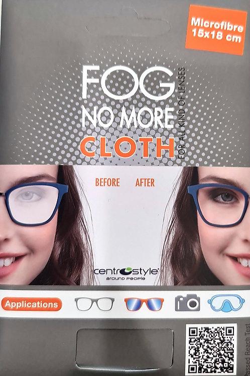Fog No more Microfibra