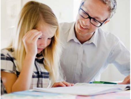 Bambini a casa : i consigli per proteggere i loro occhi
