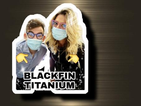 Da Ottica Viewpoint gli occhiali Blackfin Titanium