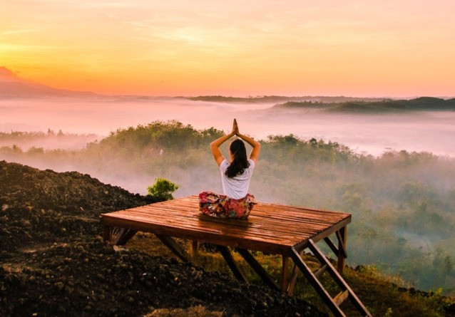 Mindfulness - Reconnect with your body