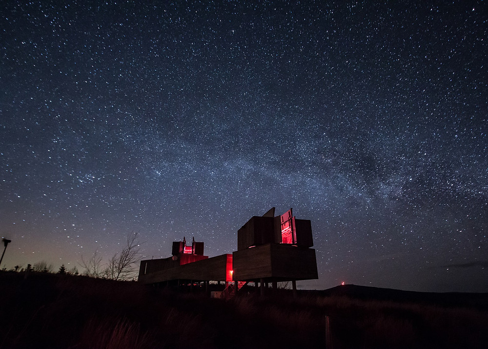 Image source: Kielder Observatory Website