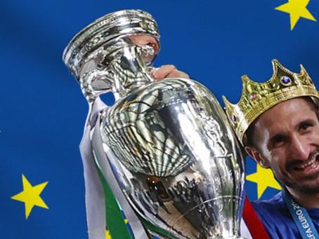 Per fare l'Europa unita ci è voluto Giorgio Chiellini