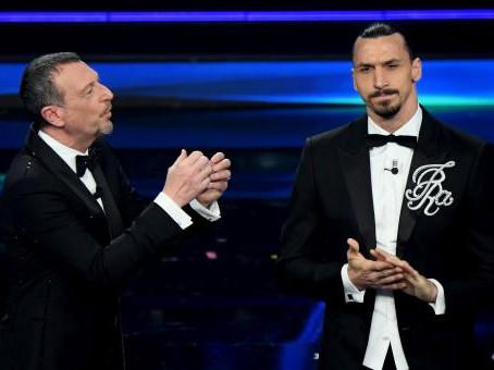 La notte delle coppie scoppiate: Ibrahimovic – Amadeus e Ronaldo – Kulusevski