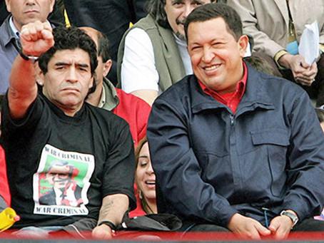 Maradona ci costringe a ragionare sulla complessità del mondo che ci circonda
