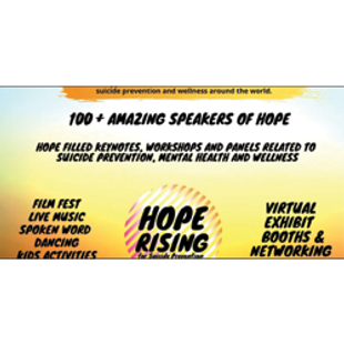 Hope Rising for Suicide Prevention