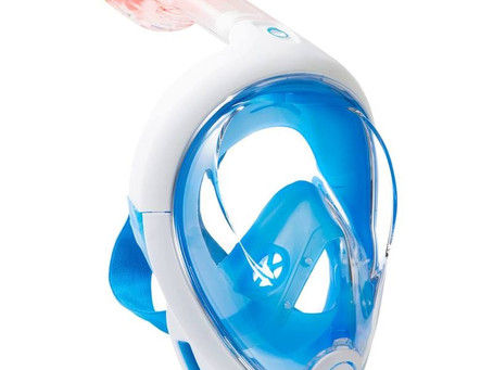 Easybreath snorkelling mask