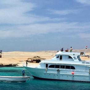 Holiday destination Hurghada