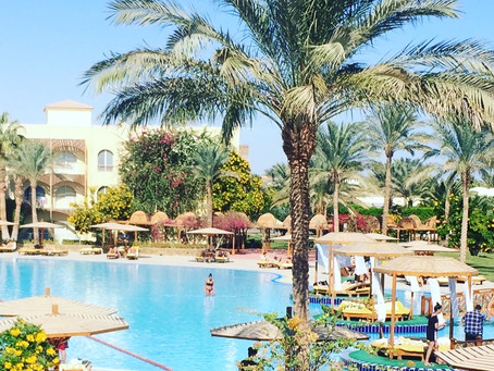 Desert Rose Resort, Hurghada