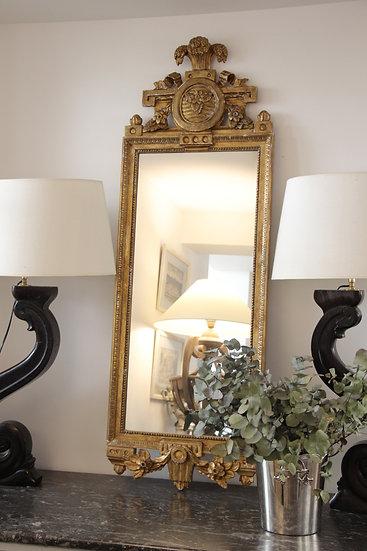 Miroir d'entre deux