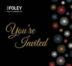 NY Holiday Party Invite