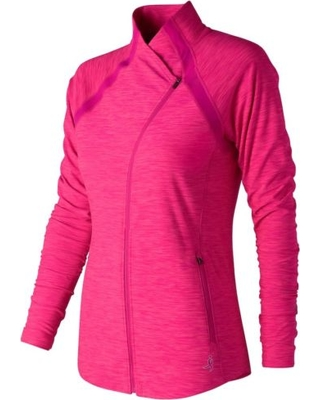 New Balance | Thrive Breast Cancer Awareness Collection - Pink Ribbon Anticipate Jacket