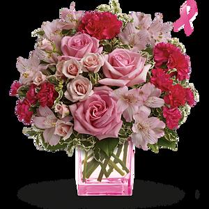 Teleflora | Pink Grace Bouquet
