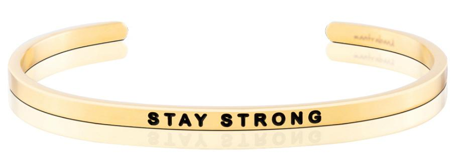 MantraBand® | Stay Strong CharityBand
