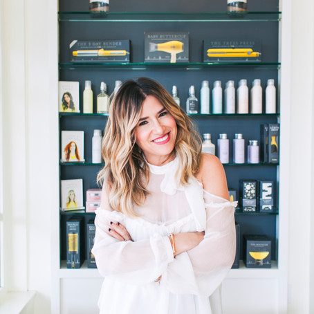 Drybar Intro, All-Time Favorites + 1st Ever Warehouse Sale