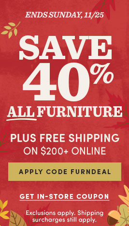 World Market Sale | 40% Off ALL Furniture