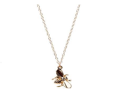 Bianca Milov | Bee Necklace