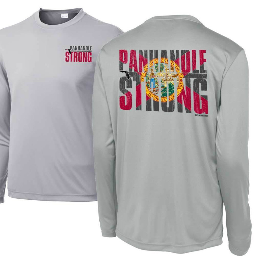 Monogram Art | Panhandle Strong Performance Long Sleeve