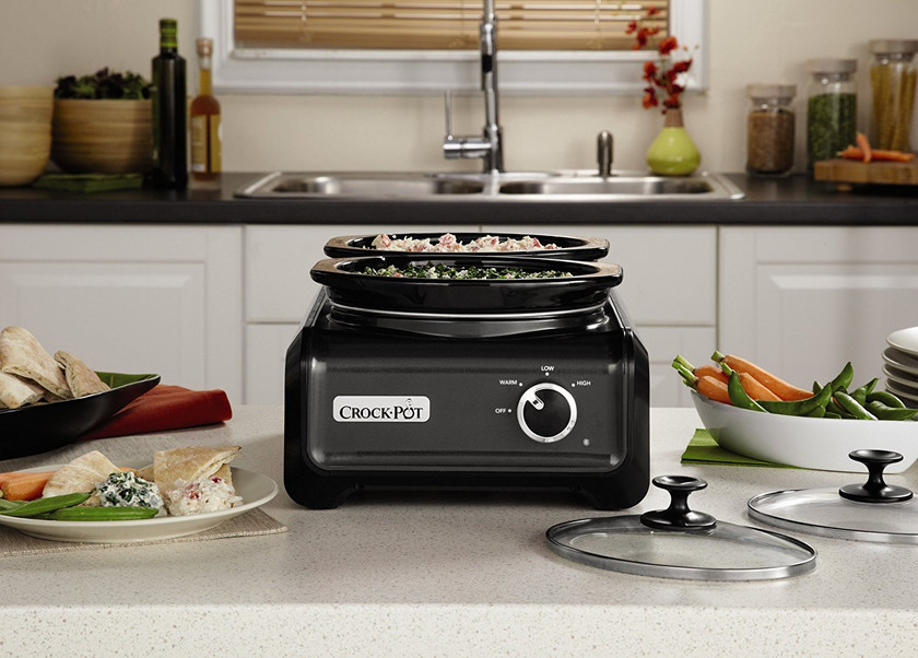 Amazon | Crock-Pot Hook Up Connectable Entertaining System