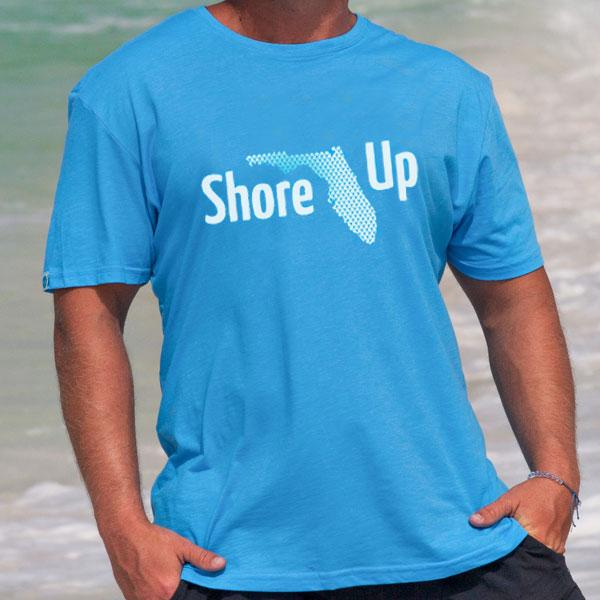 SHORE UP SHIRT TO BENEFIT VICTIMS OF HURRICANE MICHAEL