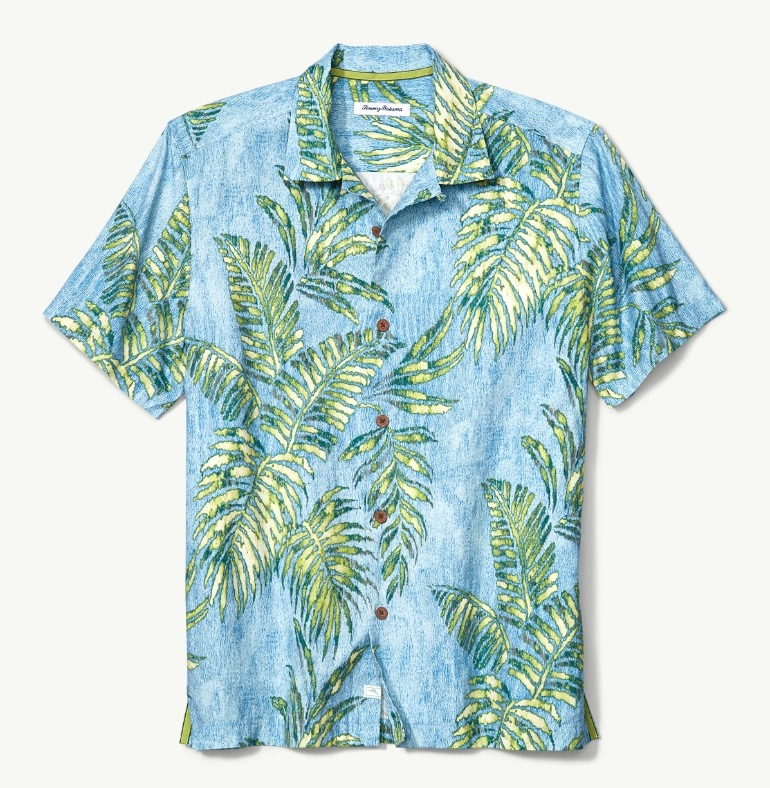 Tommy Bahama | Garden Of Hope And Courage Camp Shirt