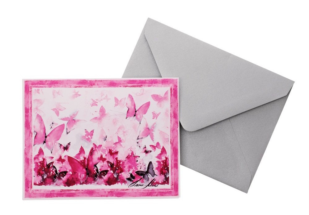 WhiteHouseBlackMarket | Butterfly Notecards