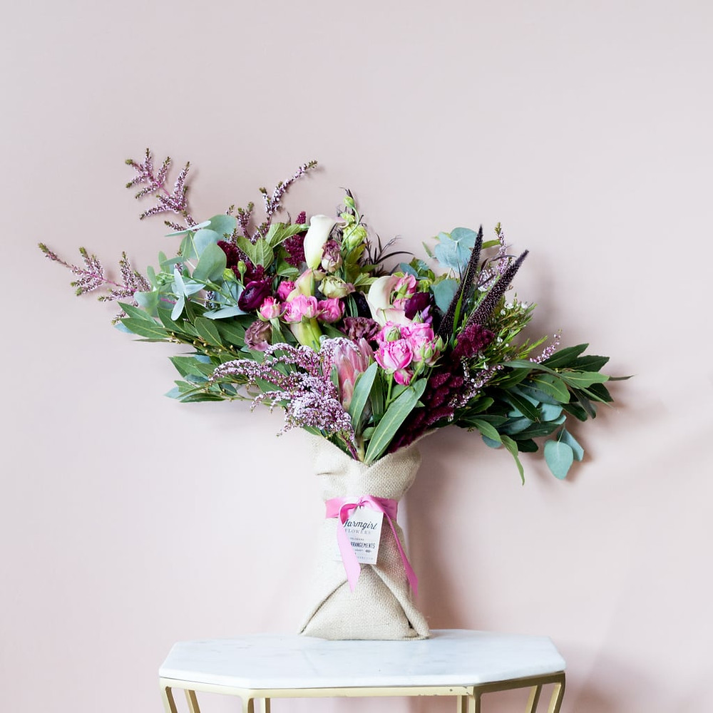 Farmgirl Flowers | Let's Hear It For The Girls Bouquet