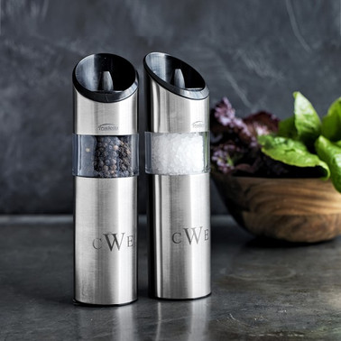 Williams Sonoma | Trudeau Graviti Electric Salt & Pepper Mills