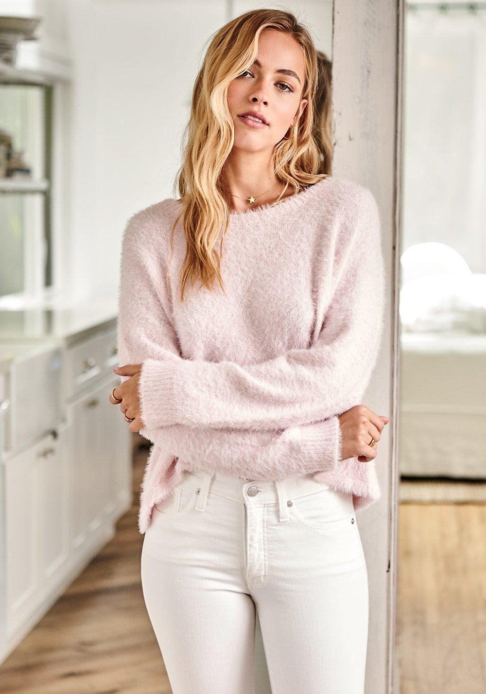 Bella Dahl | Slouchy Sweater