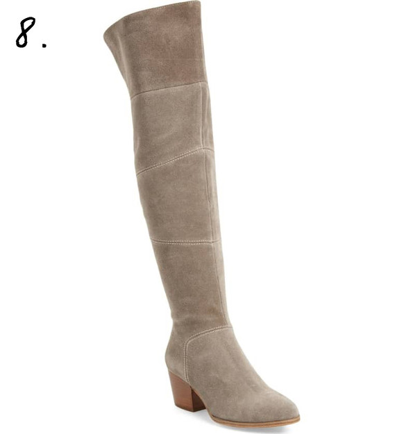 Nordstrom | SOLE SOCIETY Melbourne Over the Knee Boot