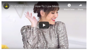 Drybar Holiday Hair: How-To Videos