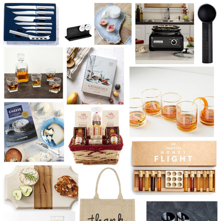 Holiday Gift Guide for the Home/Host/Hostess