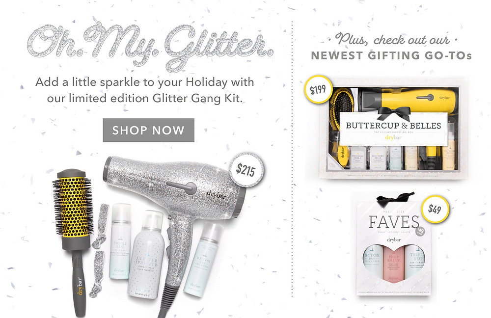 Drybar Holiday Sets